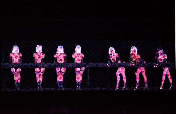 Crazy Horse - Spectacle et Champagne