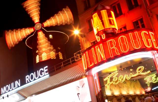 Illuminations de Paris & Moulin Rouge