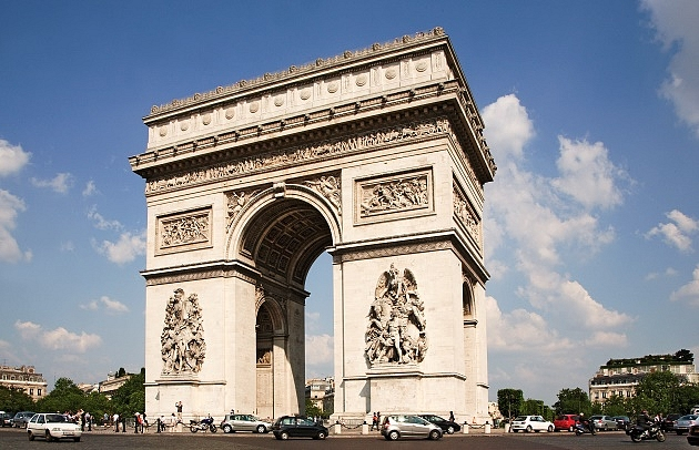 the arc de triomphe independent tour paris tourist office. Black Bedroom Furniture Sets. Home Design Ideas