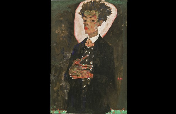 Jean-Michel Basquiat & Egon Schiele – Billet coupe-file