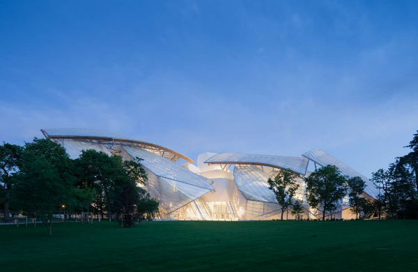 Fondation Louis Vuitton - Billet coupe-file