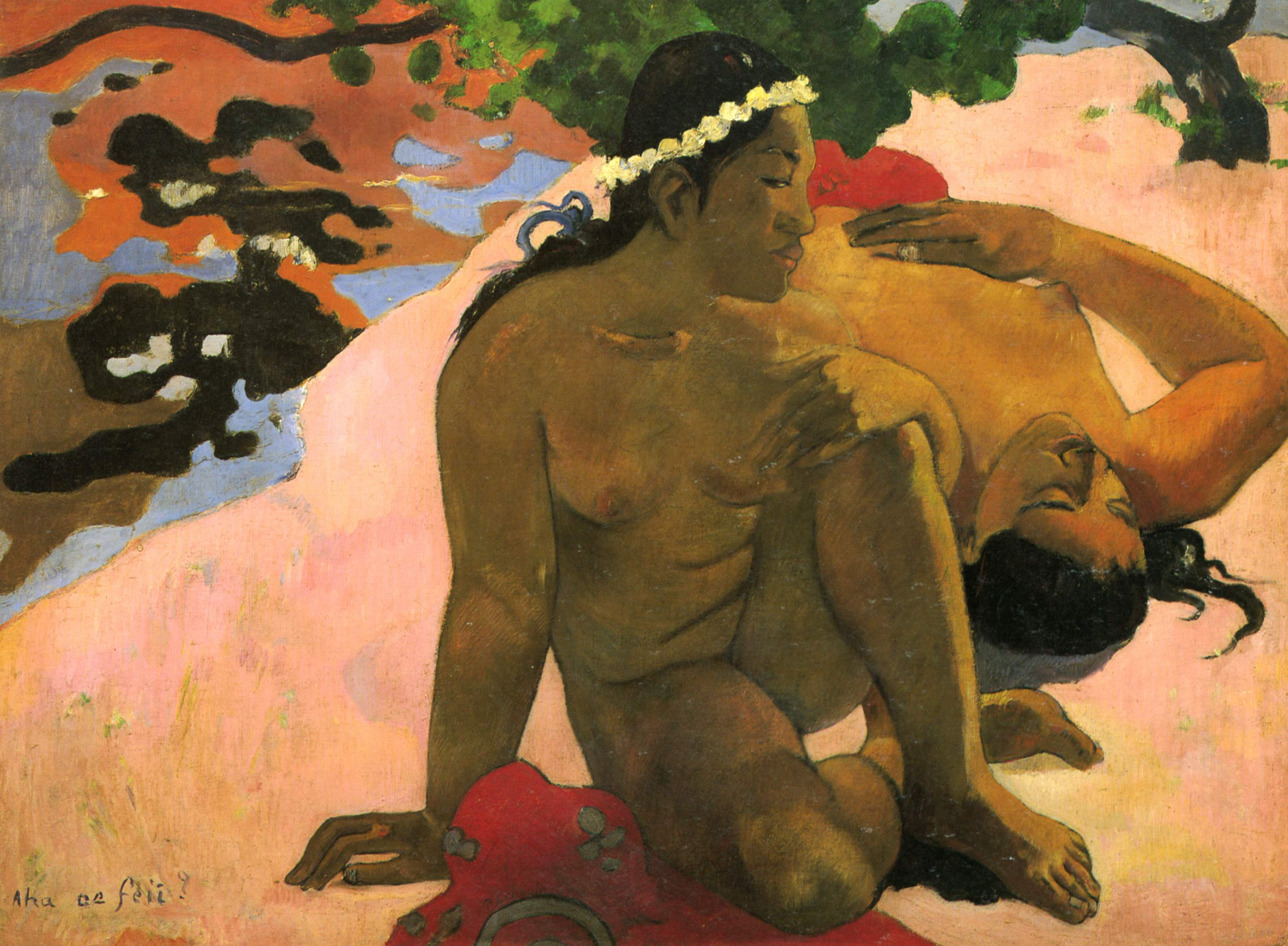 Exhibition 'Icons of modern art, the Shchukin collection'