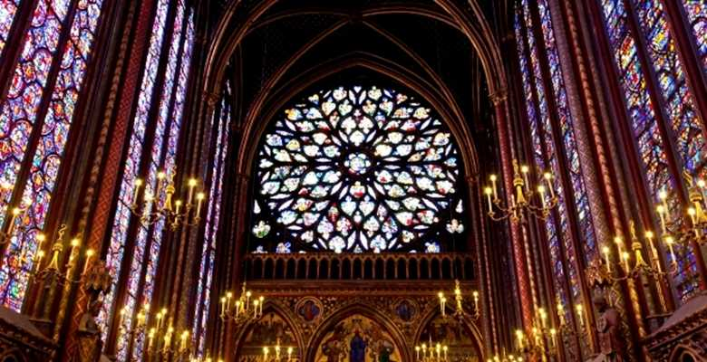 Sainte-Chapelle - Visite virtuelle