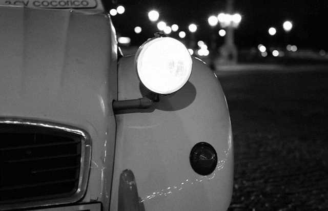 Balade Special by Night en 2CV