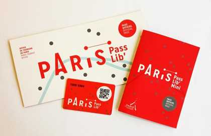 Paris Passlib'– citypass Officiel de Paris
