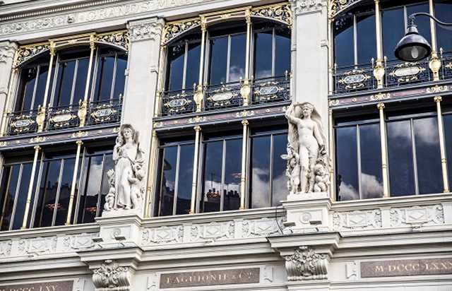 Visite guidée des coulisses du Printemps Haussmann